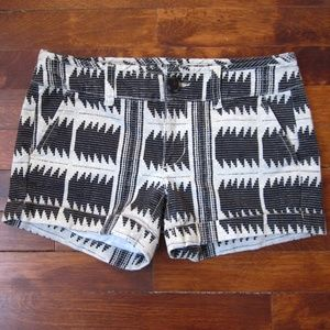 American Eagle Outfitters - Aztec Print Shorts